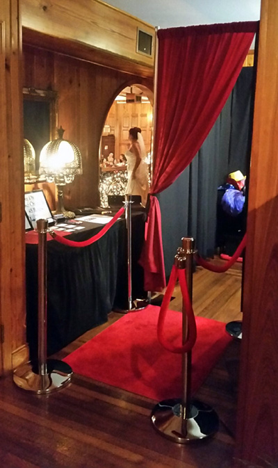 Photo Booth Rental - Outdoor Events
